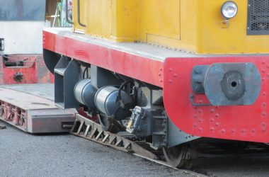 locotracteur déchargement